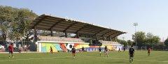 Valledupar FC en sesión de practica